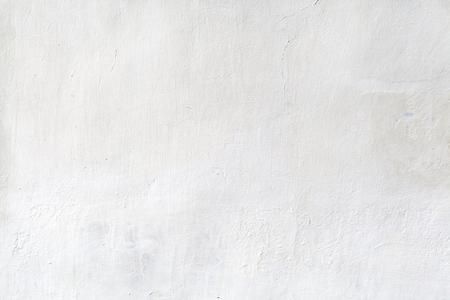 Vieux mur blanc texture en béton