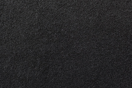 Schwarzer Filz Hintergrund Textur