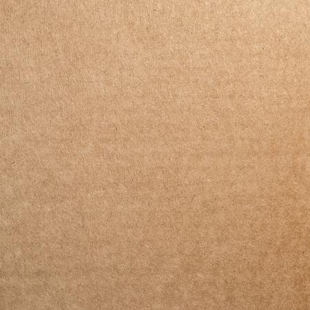 段ボールのテクスチャ自然粗い紙のクローズ アップ