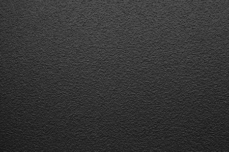 Black plastic material background texture