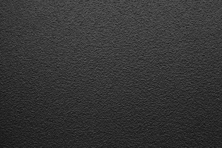 plastique noir texture du matériau de fond
