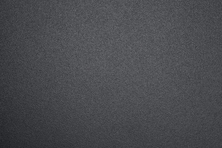 graphite plastic textured surface background gray colors Stock Photo
