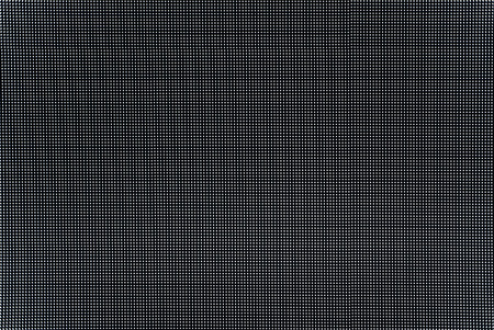 LED screen monochrome white dots abstract background Reklamní fotografie