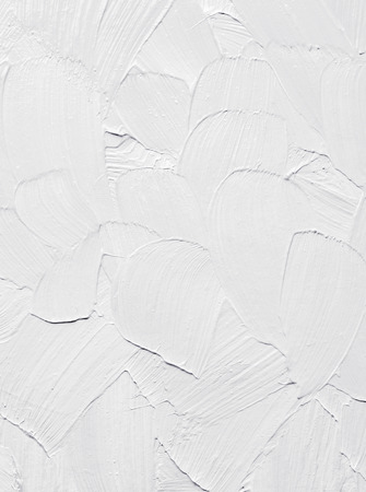 white oil paint texture with brush strokes background