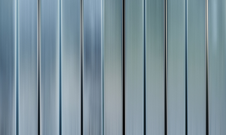 metal background corrugated zinc texture or brushed steel
