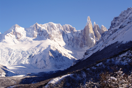 torre: Cerro Torre range