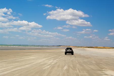 dune: Dune buggy Stock Photo