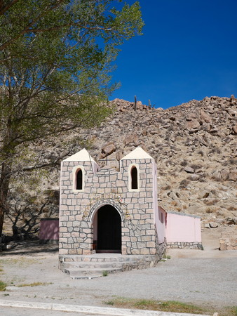 Church of Santa Rosa de Tastil, Quebrada del Toro, Argentina