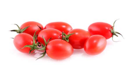 Tomato on a white background. 版權商用圖片 - 22781041