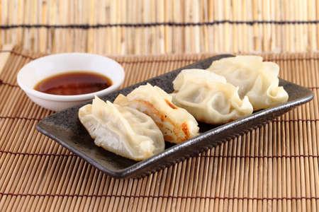 gyoza: Japanese Dumplings