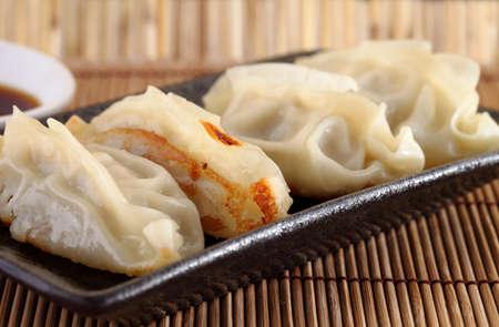 dim sum: Japanese Dumplings
