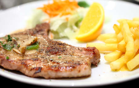 Pork Steak  photo