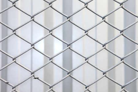 detain: Decorative wire mesh metal.