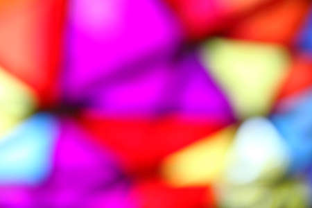 Abstract colorful blurry background. photo