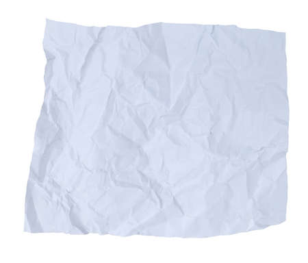 paper background: wrinkled paper texture or background