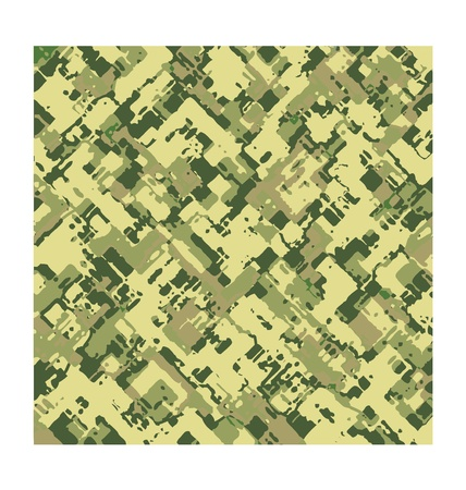 camouflage pattern: vector camouflage textures from various army colors