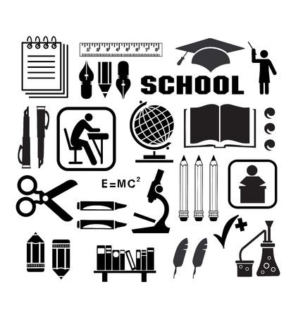 pertinente: Objetos de imagen que son relevantes a la escuela