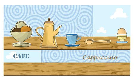 fantasia: Fantasia on a Theme of coffee and breakfast