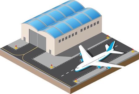 Foto met de afbeelding vliegtuigen en landingsbaan