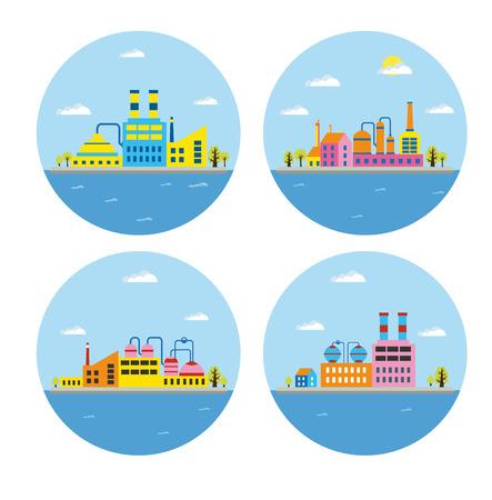 paesaggio industriale: