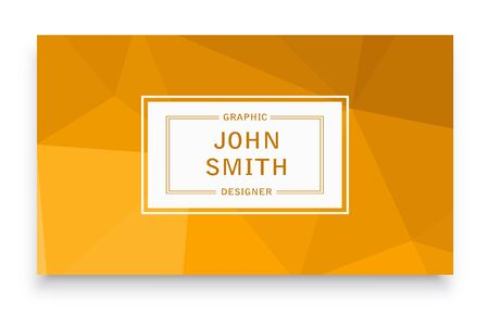 fondo para tarjetas: Business template business card with an abstract background for the presentation and creativity