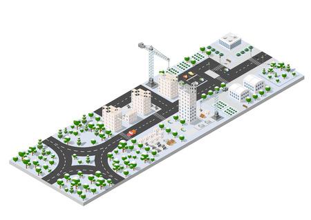 cityscape city street