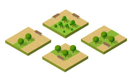 design elements: Natural ecological landscape