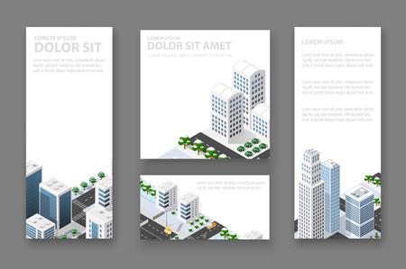 Business card template Vettoriali