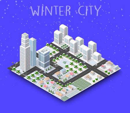 modern office: City module creator