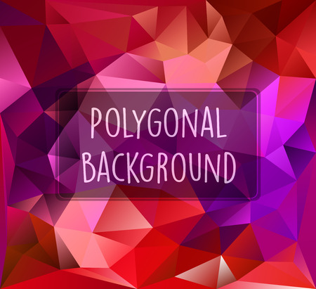 Polygonal background for craft, digital paper and websites and business cards and invitations