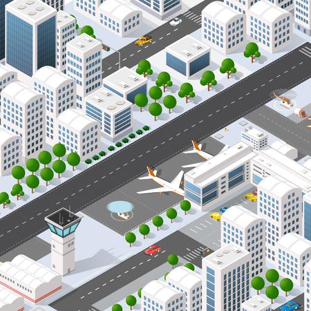 city megapolis structure