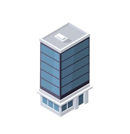 La casa dell'edificio dell'intelligence