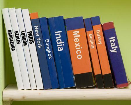 guidebook: Guide books