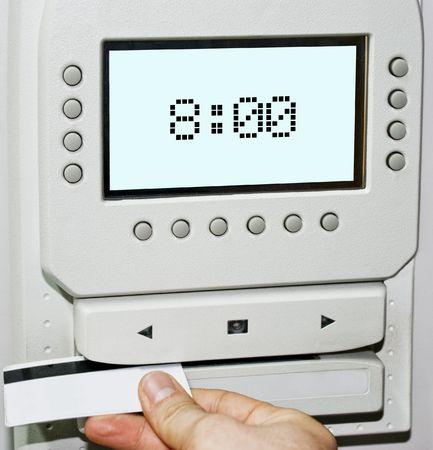 Punctuality Stock Photo
