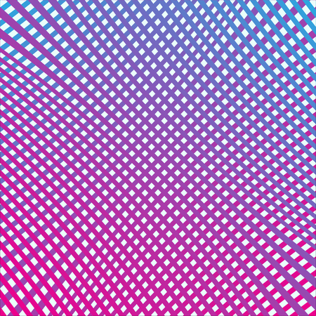blue-pink crosshairs line background