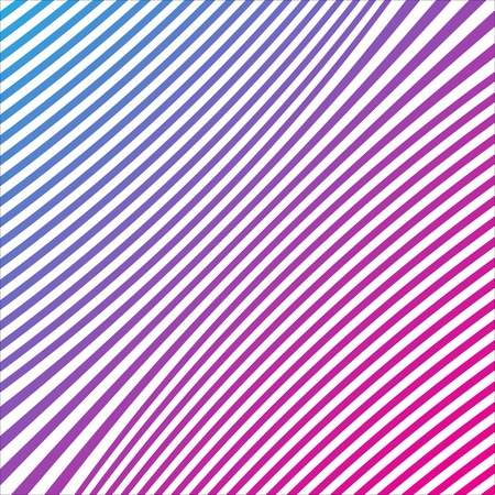 contortion: blue-pink line background