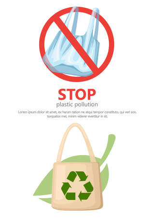 Stop plastic pollution.