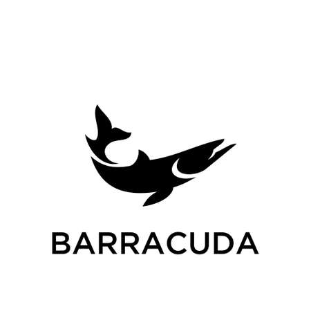 BARRACUDA logo icon designs vector  イラスト・ベクター素材