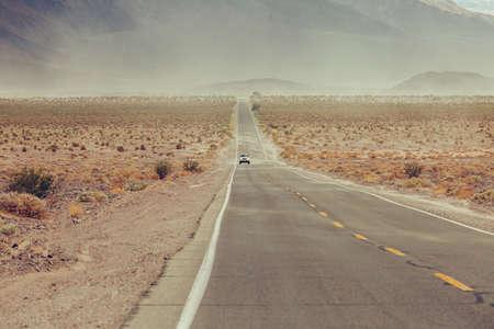 Death Valley National Park Highway