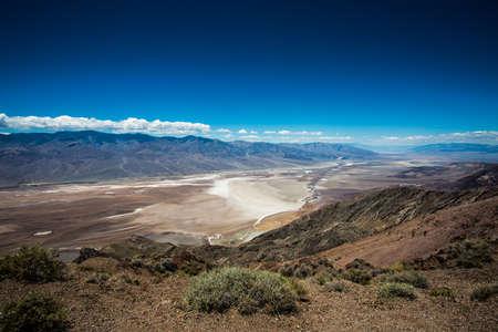 muerte: Parque nacional Valle de la muerte