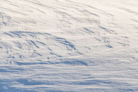 snow texture: Wind painted Snow Texture Pattern Background