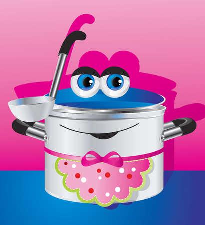 Cheerful children pan