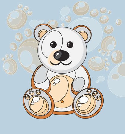 Children Toy Vector