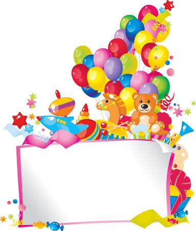 globos de cumplea�os: Ni�os