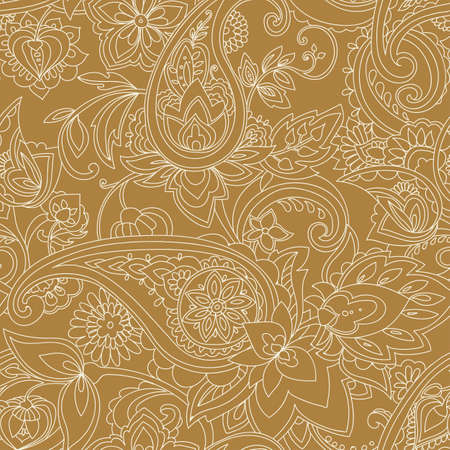 Vintage style pattern.