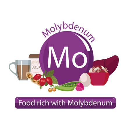 Products rich with molybdenum