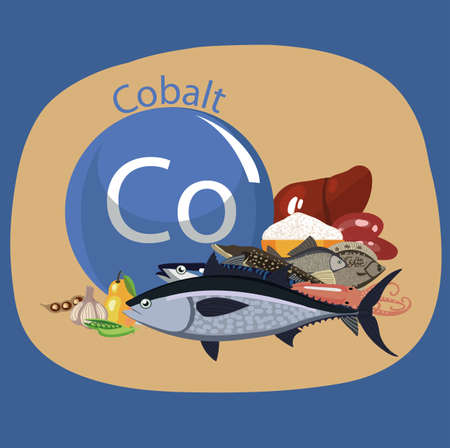 cobalt. Food sources. Food products with the maximum cobalt content. Composition from the sign of sodium and natural organic products. Basics of a healthy diet.