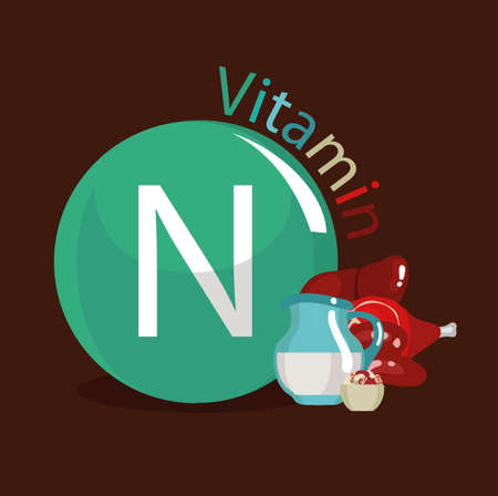 Vitamin N (thiotic acid). Natural organic products (vegetables, fruits) with the highest content of vitamin N.