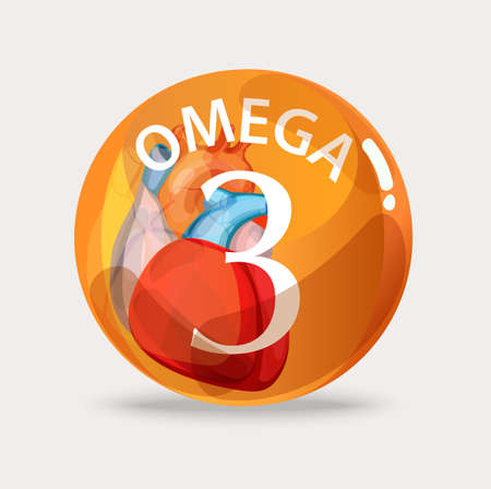 Omega 3. Normalization of cardiac activity. Basics of a healthy lifestyle.