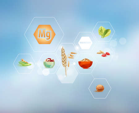 Magnesium. Scientific research. Vitamins and trace elements. Foods high in magnesium.